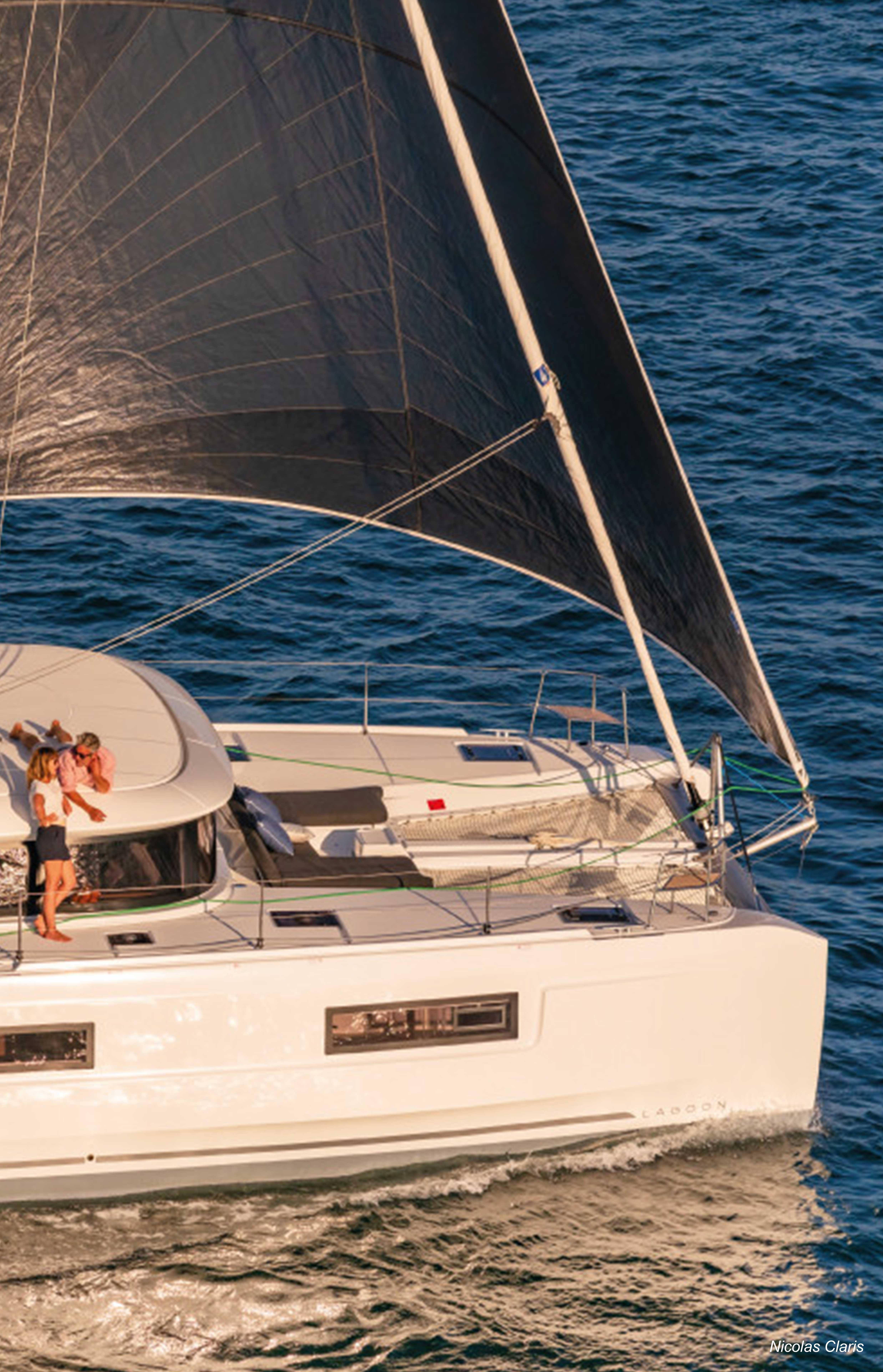 Kjøp en ny yacht med Ultimate-programmet