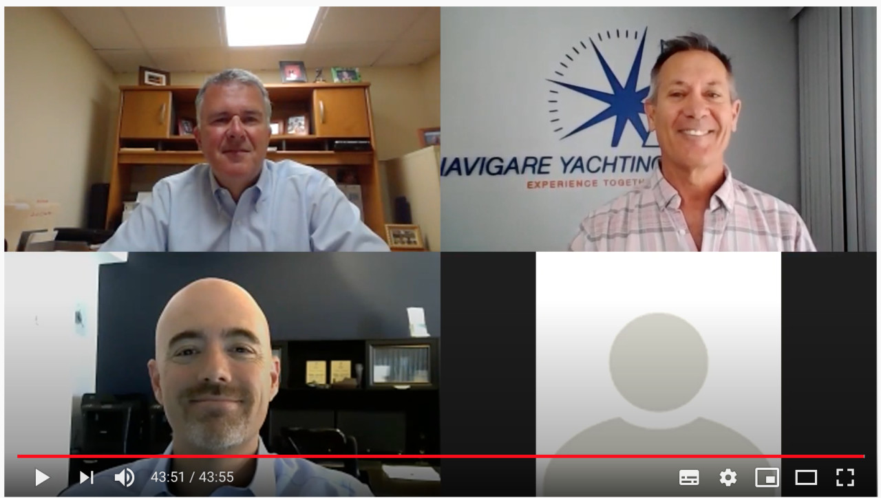 Navigare Webinar: Financing your new yacht