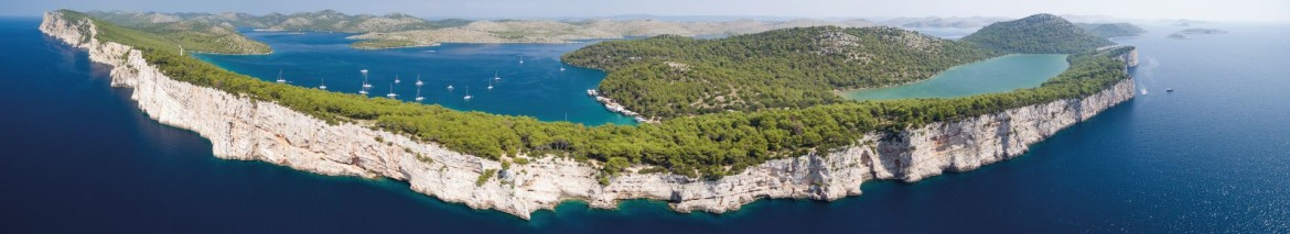 There are more than 1000 reasons why to sail in Croatia!