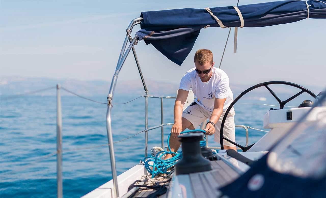 E-commerce rješenje za www.navigare-yachting.com