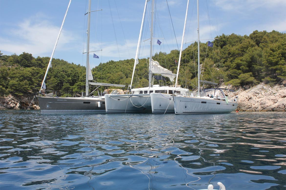 Croatian bays in which everyone should anchor at least once