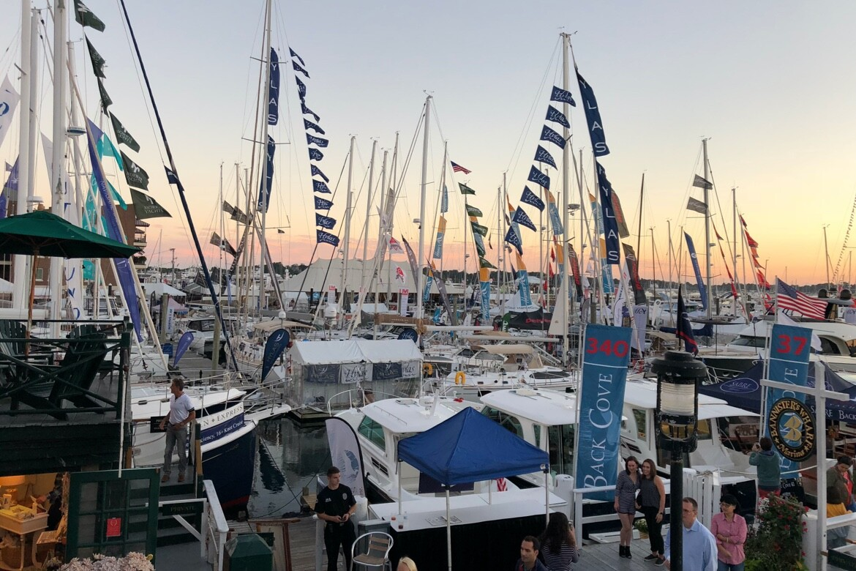 How do I prepare for a boat show?