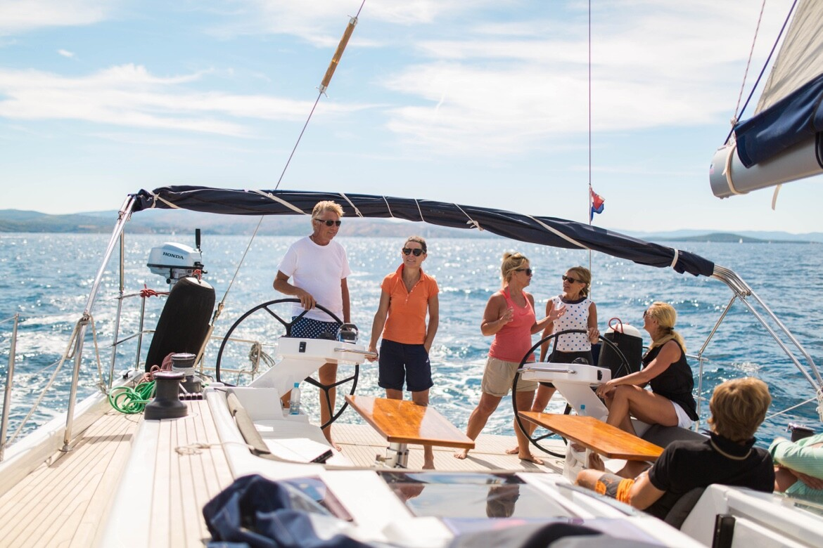How to Get Started with Sailing