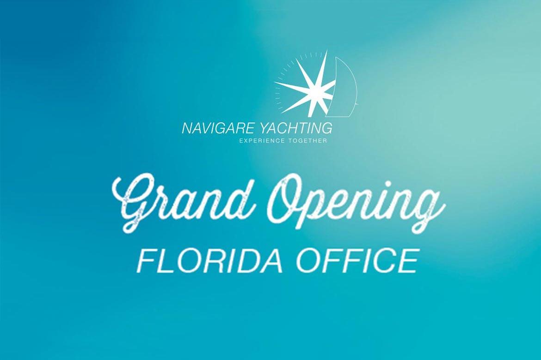 Eröffnung des Vertriebsbüros in Florida