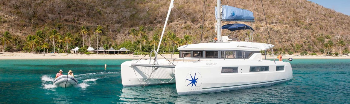Why place a boat in charter with Navigare?