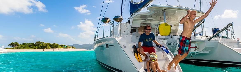 Charter Specials: Tortola, BVI Charter Specials