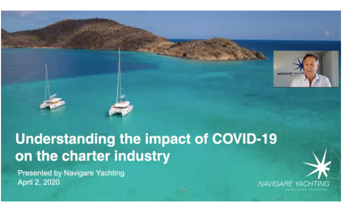 Navigare Webinar: Understanding the impact of COVID-19 on the charter industry