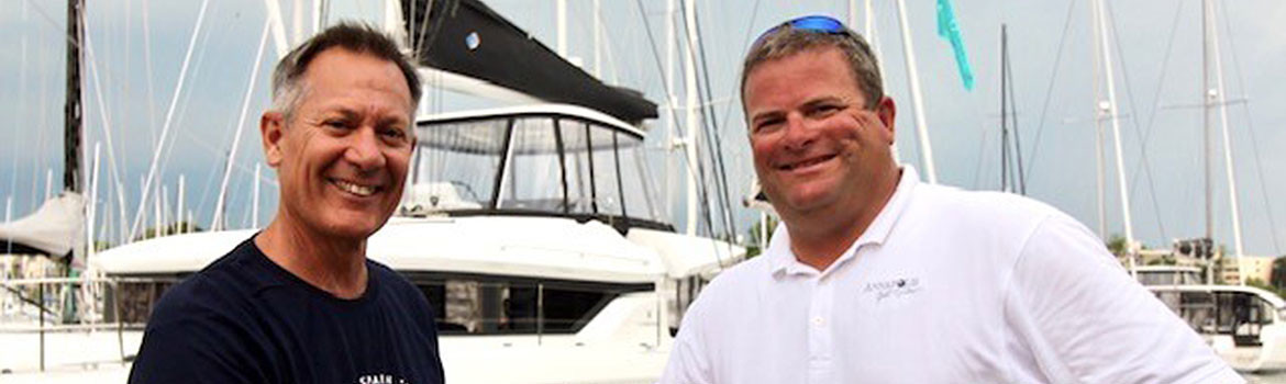 Navigare Yachting adds new partner dealer Annapolis Yacht Sales