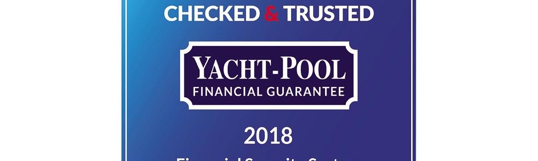 Yacht Pool Zertifizierung in 2018