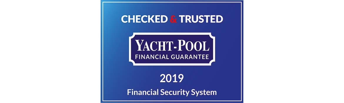 Yacht Pool certification for the year 2019