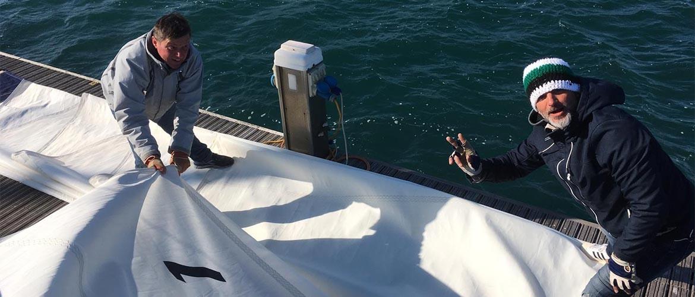 Medelhavsäventyr med båt 2019