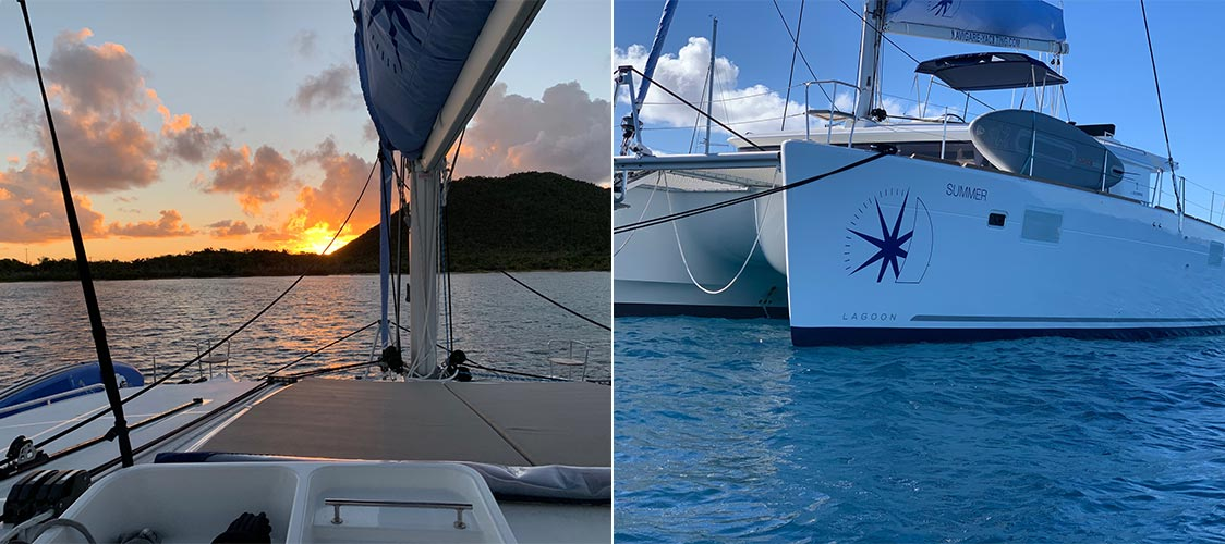 Navigare Yachting Sailing Stories BVI Sailing