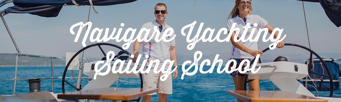 Learn to sail with Navigare Yachting