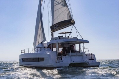 Experience the Ultimate Luxury Sailing Adventure with the Bali Catspace Sail