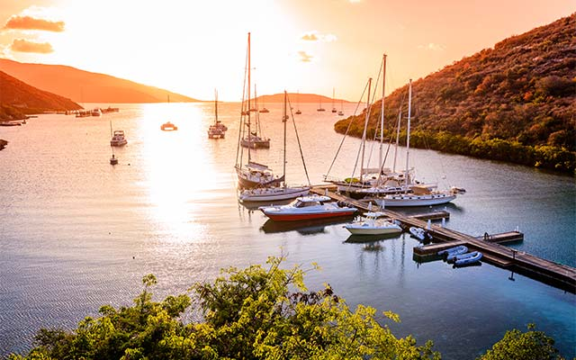 Yacht Charter British Viirgin Islands