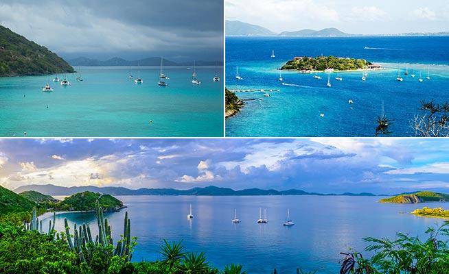 Yachtcharter Britische Jungferninseln