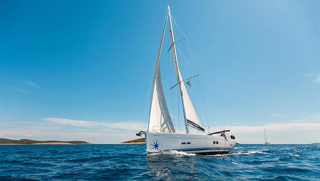 Yachtcharter Kroatien
