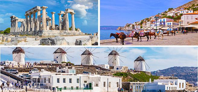 Båtleie i Hellas