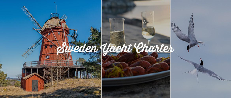 Yacht Charter Sweden