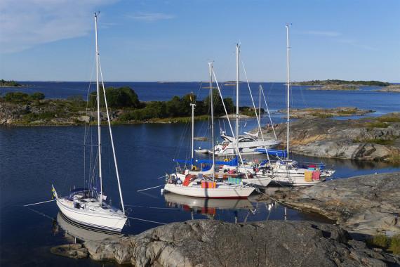 Yachtcharter Schweden