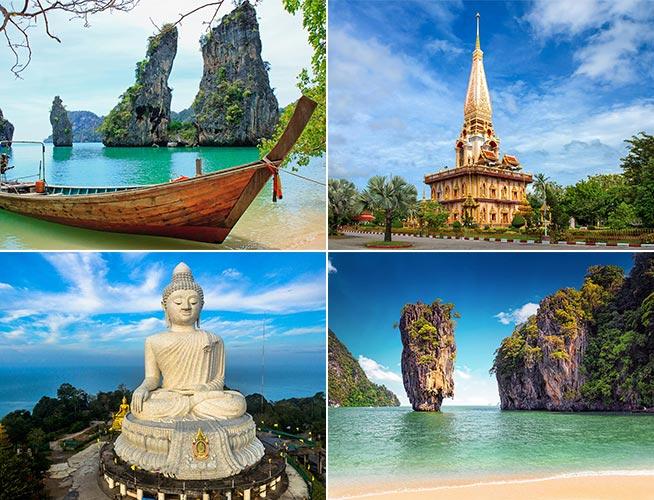 Yachtcharter Thailand