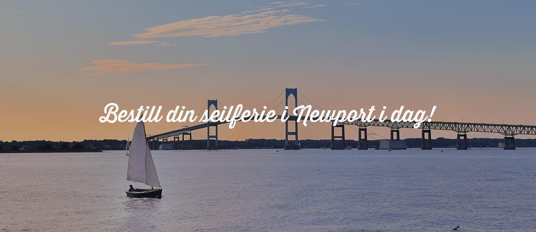 USA, Newport båtleie