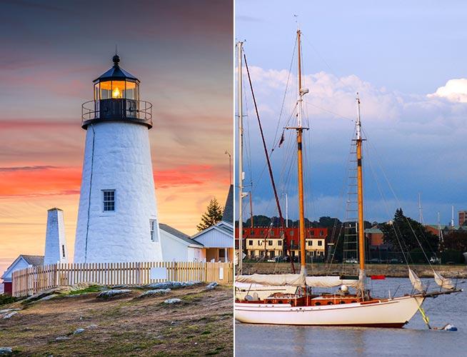 Yachtcharter USA, Newport
