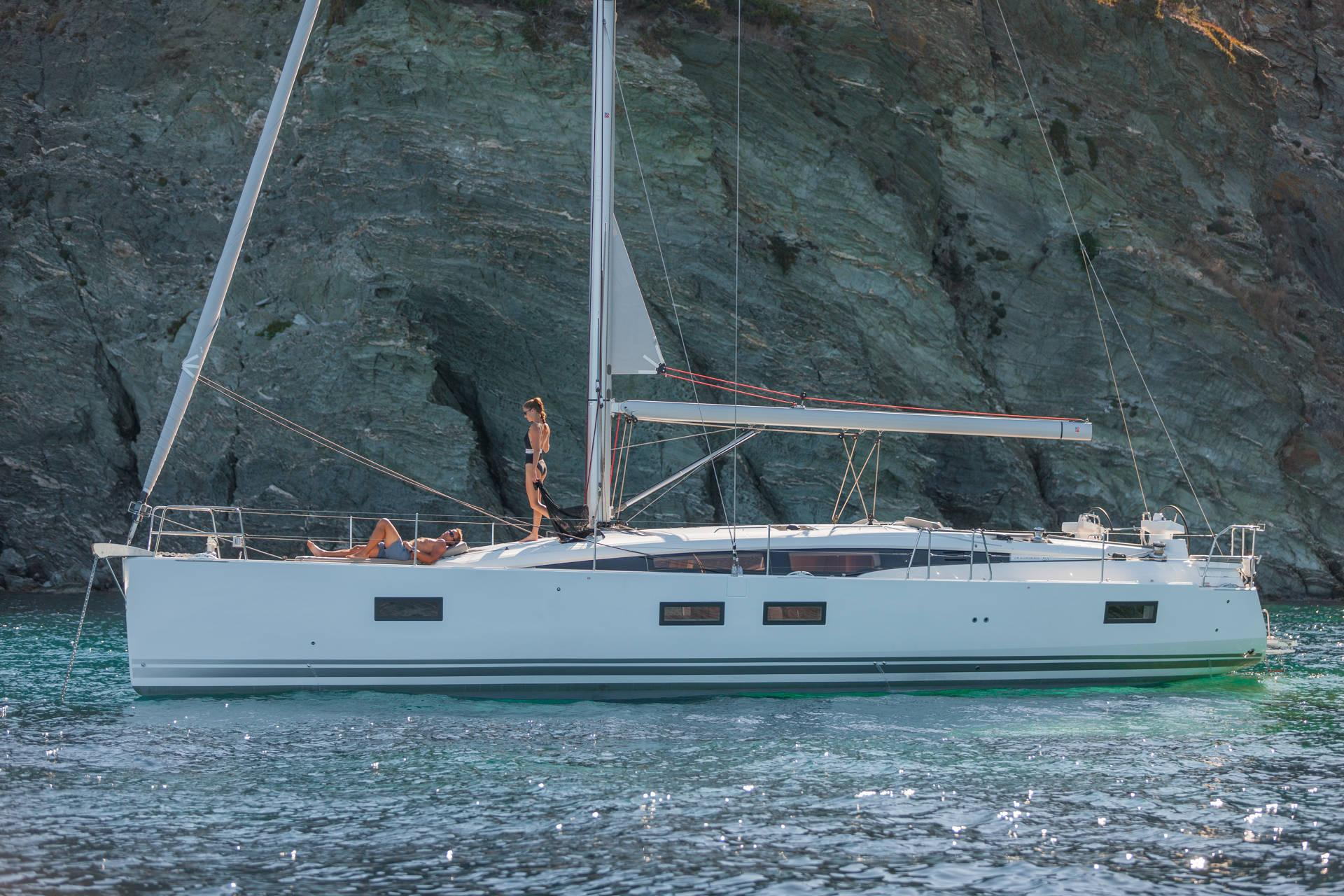 Navigare Yachting Jeanneau Yacht 51