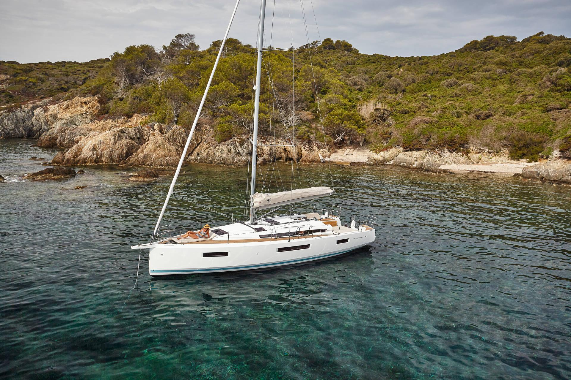 Navigare Yachting Jeanneau Sun Odyssey 440