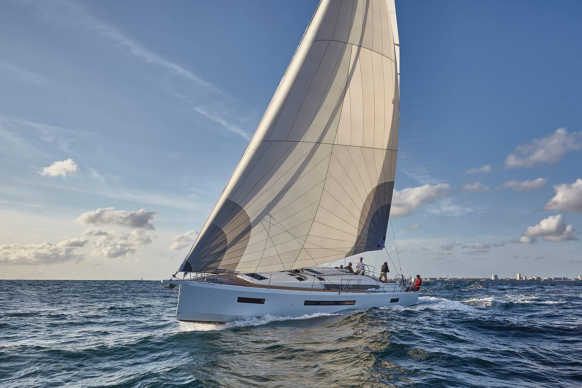 Navigare Yachting Jeanneau Sun Odyssey 490