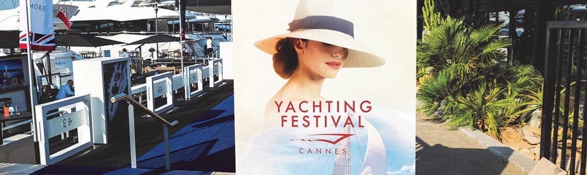 Cannes Yachting Festival, 11th - 16th of September