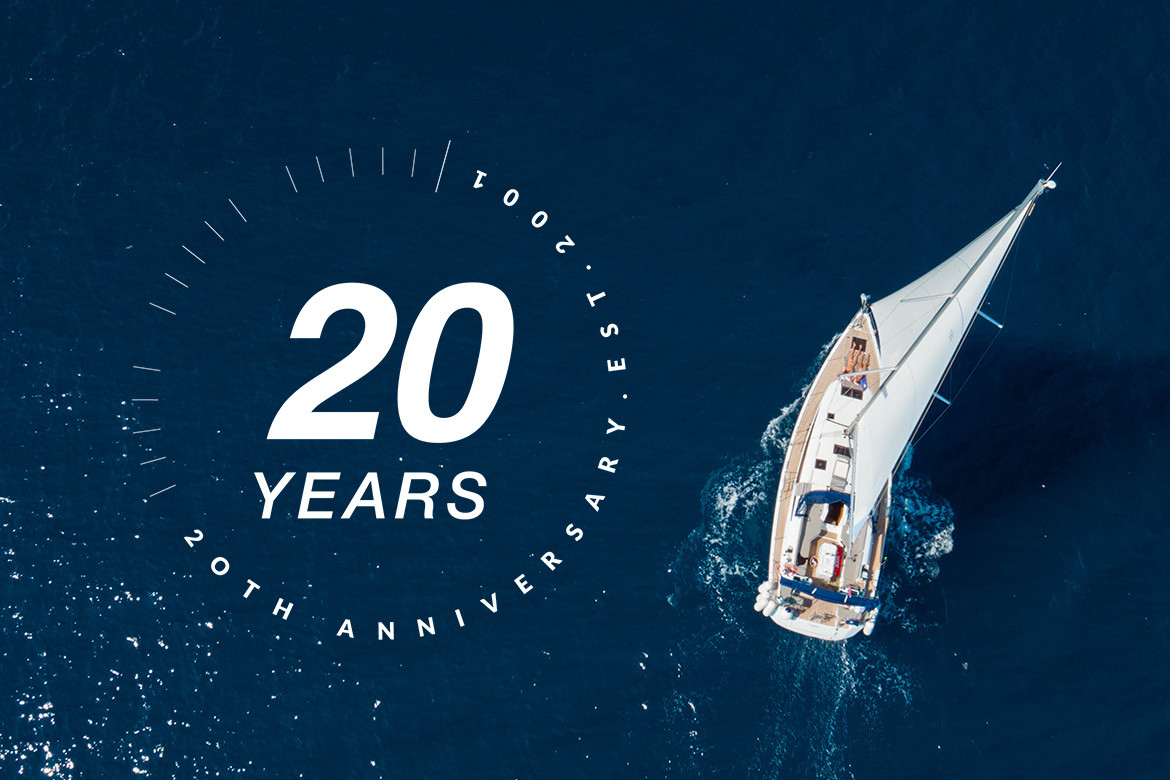 20 år med Navigare Yachting - SHOWROOM 2021
