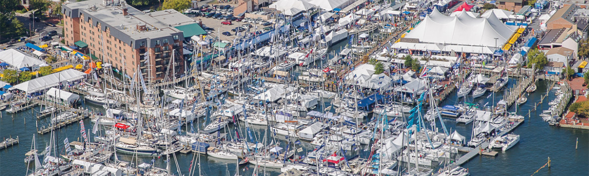 Pacific Sail & Power Boat Show - April 4-7