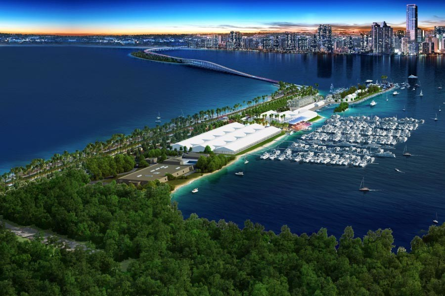 Miami Boat Show - vom 14. bis 18. Februar