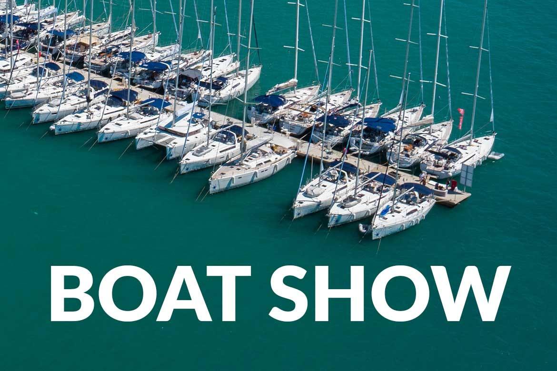 Newport International Boat Show (NIBS) 16-19 September 2021