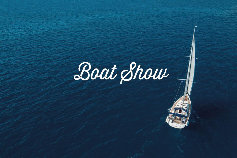 Boat Show Gustavsberg