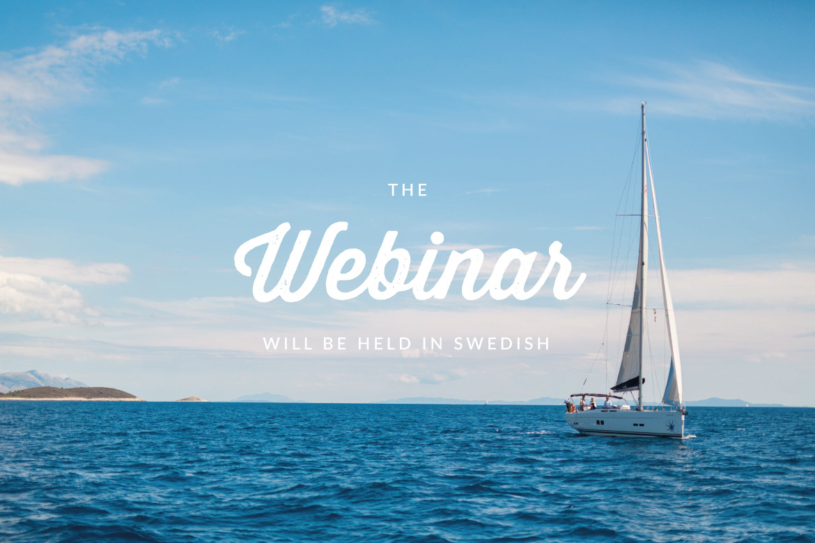 Webinar: Investing in a charter boat / Holiday Program