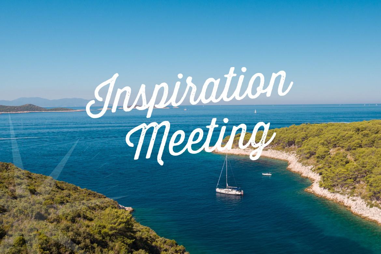 Inspiration-Meeting in Düsseldorf, Deutschland, 14. NOV