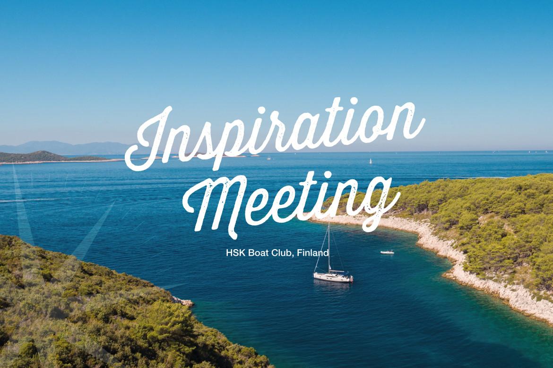 Inspiration meeting in Helsinki, Finland (HSK)