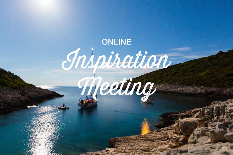Online Inspiration Meeting, 6 November