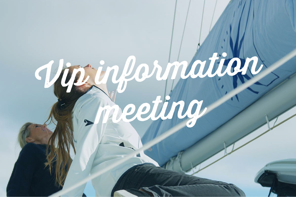VIP-information meeting in Stockholm, Sweden!