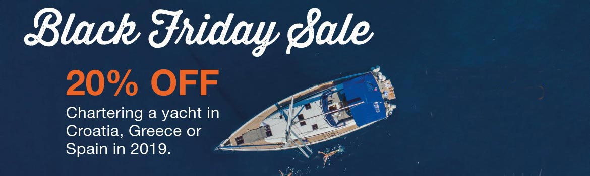 Navigare Yachting Black Friday 2018