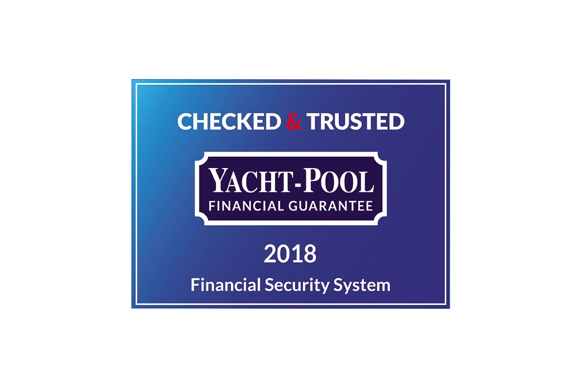 Yacht Pool certification for the year 2018