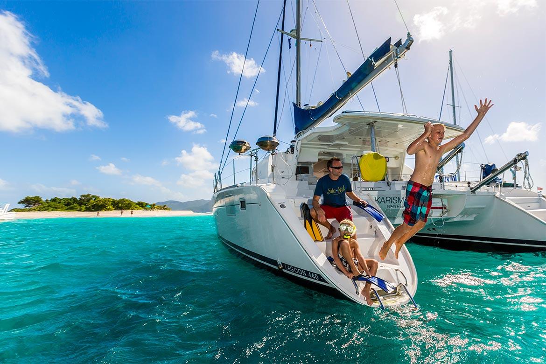 Charter Specials: Tortola, Britische Jungferninseln Charter Specials