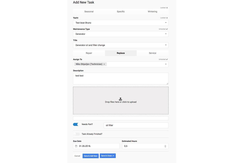 Navigare Service Plattform