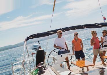 Yacht Investment program Smart