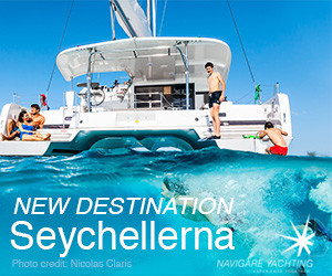 New destination for yacht investment - Seychelles