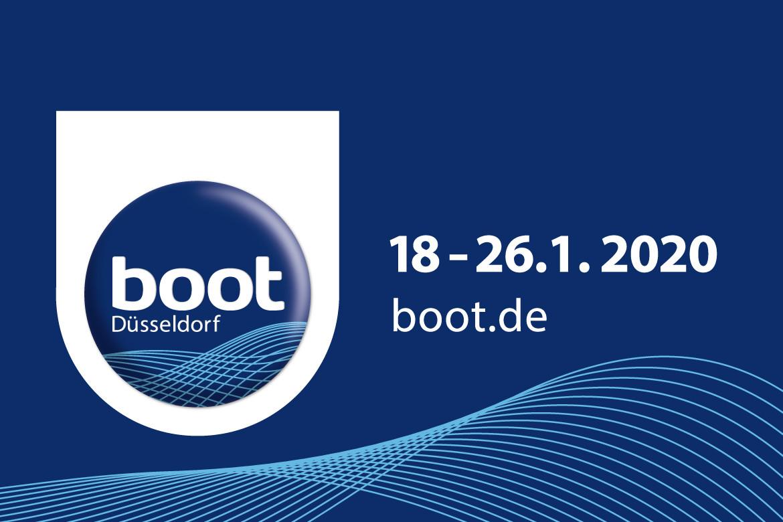 """boot Düsseldorf"" båtmässa"