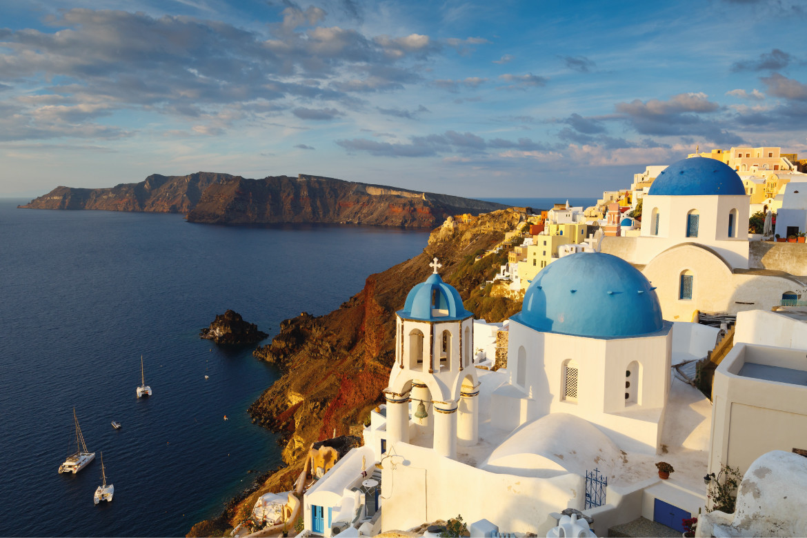 DESTINATION OF THE WEEK GREECE