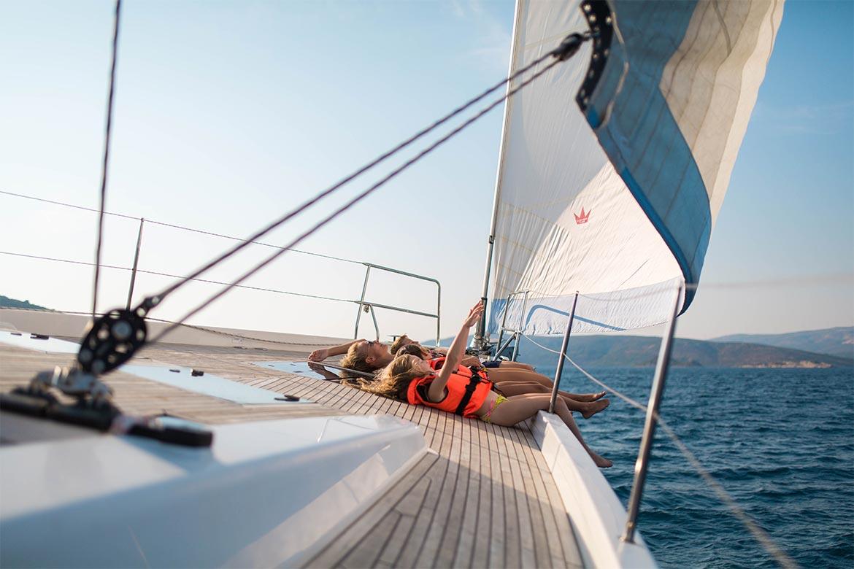 Good value sailing in Croatia
